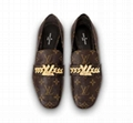 Louis Vuitton UPPER CASE LOAFER