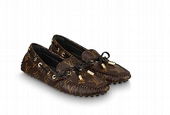 GLORIA FLAT LOAFER women    driver loafer shoes