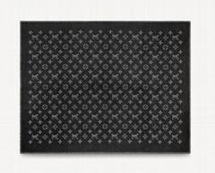 LOUIS VUITTON Monogram Eclipse Blanket Fashion Lv Classic wool cashmere blanket