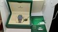 2020 Rolex Datejust 126334 Steel & 18K Gold Watch 41mm - NEW - Blue Index Dial