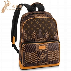 Campus Backpack    N40380    men leather bags
