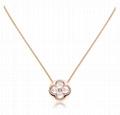 Louis Vuitton COLOR BLOSSOM STAR PENDANT LV necklace PINK GOLD