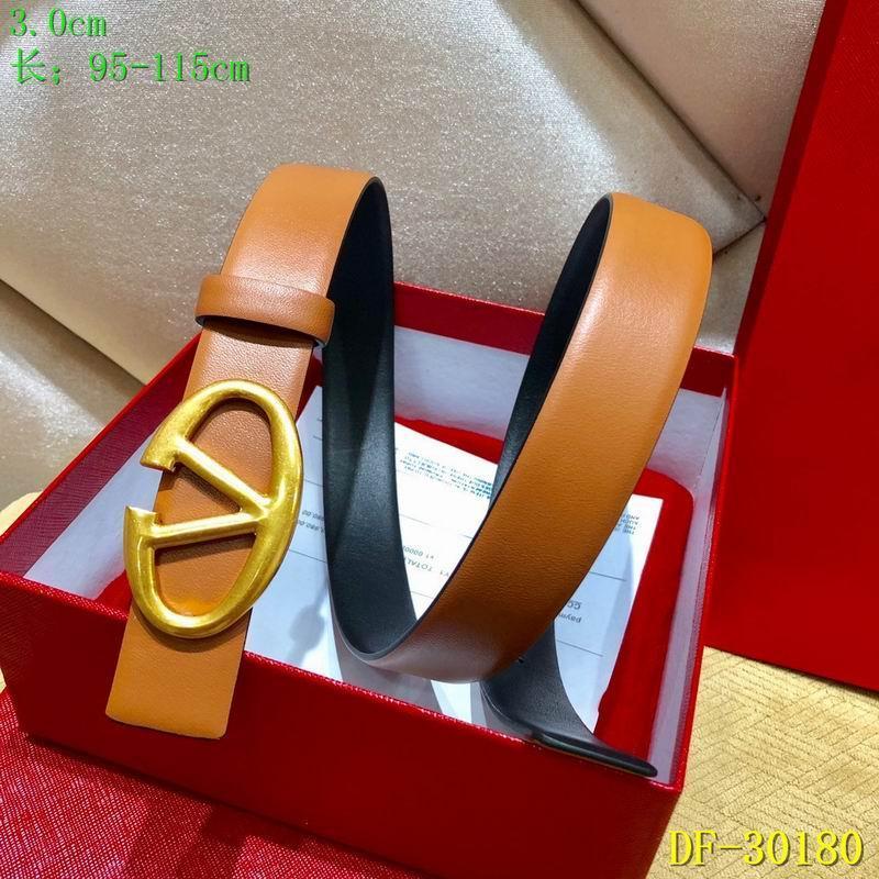 Valentino Vee Ring Belt