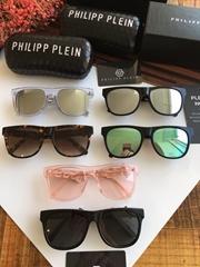 PHILIPP PLEIN Rhinestone sunglasses Fashion design eyewears