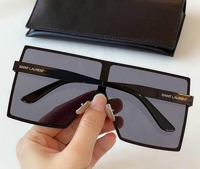Saint Laurent black betty SL 183 sunglasses YSL Square acetate frame sunglasses