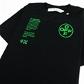 OFF-WHITE Arch Shapes T-shirt Black/Gree