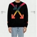 Off-White Arrows Knit Sweater men