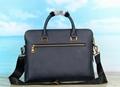 Prada leather Man Laptop briefcase bag