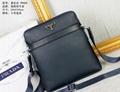 Prada Saffiano Leather Messenger Shoulder Bag for Man navy cross body bag