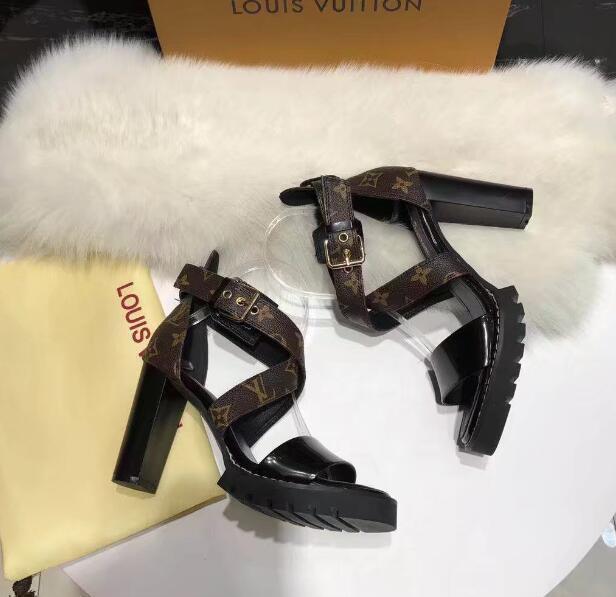 Louis Vuitton STAR TRAIL SANDAL