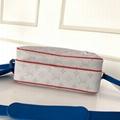Louis Vuitton LVXNBA NIL MESSENGER Crossbody bag NBA logo patch handbag