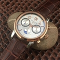 Patek Philippe Annual Calendar Chronograph Moon White Gold Watch Box/Papers  8