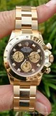 ROLEX DAYTONA 18k GOLD 116528 GOLDDUST MOP DIAMOND DIAL BRAND NEW