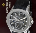 Patek Philippe Aquanaut Travel 5164A Time Black Dial New