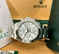 Rolex Cosmograph Daytona 40mm Stainless Steel White Dial 116520
