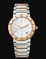 LADY watch with stainless steel case 18