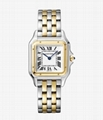 Cartier Panthere de Cartier Watch Ladies quartz movement watch Carier 18K yellow
