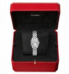 Cartier Panthere MINI QUARTZ WATCH Cartier STEEL watches