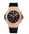 Hublot BIG BANG GOLD Black watch