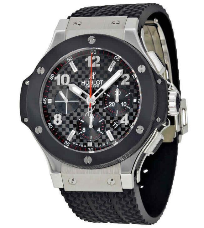 Hublot Big Bang Steel Ceramic Men's Watch design watches