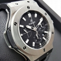 Hublot Big Bang 44mm Chronograph Automatic Steel Rubber Watch