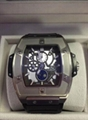 Hublot Spirit Of Big Bang Chronograph 42mm Mens Watch Luxury Moonphase Titanium