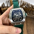 Richard Mille RM35-01 Carbon Fiber Material Men's Automatic Machinery watches
