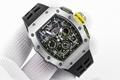 Richard Mille RM11-03 Titanium Chronograph Felipe Massa degisn watches