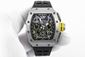 Richard Mille RM11-03 Titanium Chronograph Felipe Massa degisn watches
