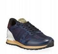 Valentino Garavani Men s Rockrunner Solid Trainer Sneakers