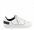 Valentino Backnet Low-Top Sneakers