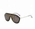 Fendi Men s FF Shield Sunglasses
