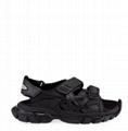 Balenciaga Men s Track Tonal Grip-Strap Sandals men sandals