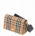 Burberry Hackberry Vintage Check Crossbody Bag