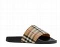 Burberry Furley Vintage Check Slide Sandals