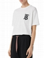 Burberry Emerson Oversized T-Shirt with TB