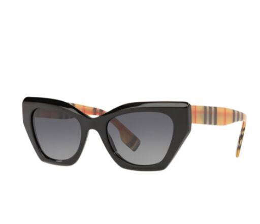 Burberry Acetate Butterfly Sunglasses Women Burberry acetate eyewear