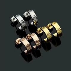 Cartier LOVE earrings Women's Jewelry & Fashion Cartier Earring