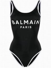 Balmain Iconic Stripes T