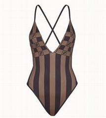 Women       Swimwear one pieces bikinis       crossover shoulder strap swimsuit