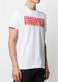 Dsquared2 logo-print  T-shirt men white