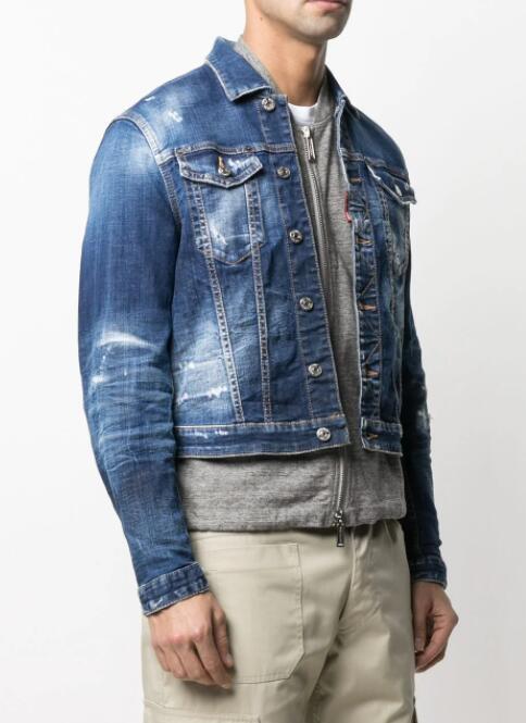 Dsquared2 men denim jacket