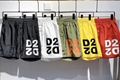 Dsquared2 logo-print shorts men swim short