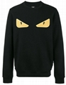 Fendi Bag Bugs eyes sweatshirt