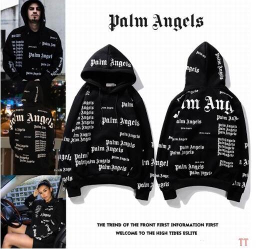 PALM ANGELS Logo All Hoodie
