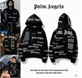 PALM ANGELS Logo All Hoodie