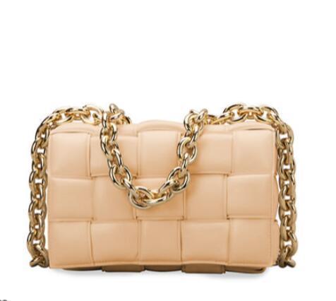 Bottega Veneta Cassette Chain Shoulder Bag