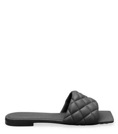 Bottega Veneta The Padded Flat Sandals