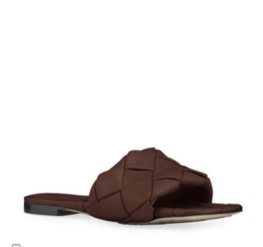 Bottega Veneta The Lido Flat Sandals