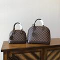 Louis Vuitton Alma BB Monogram Canvas Handbags LV small tote